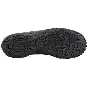 Columbia Ruckel Ridge Plus WP Shoes Men cordovan/madder brown